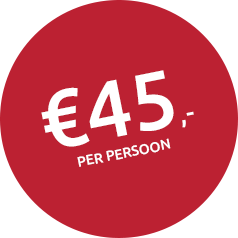 35 euro per persoon